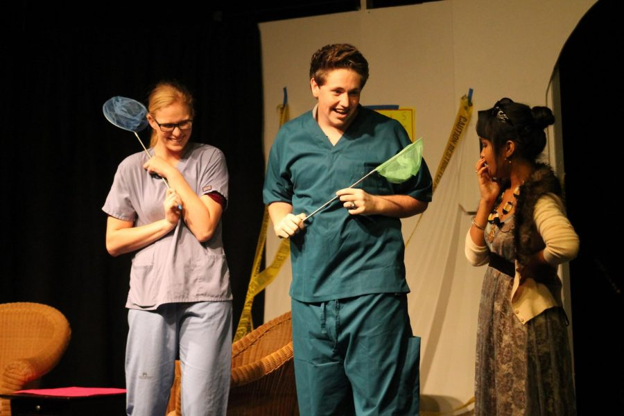 Foothills drama captivates audience with The Beatles Slept Here