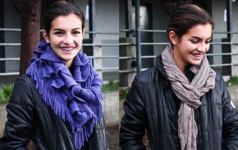 Seasonal Scarves: Trendy new ways to tie your favorite scarves