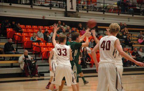 Boys Basketball First Home Game(11 photos)