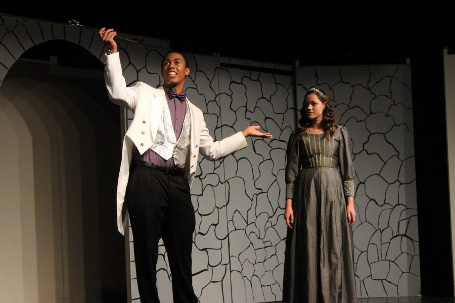 Foothills drama Beauty is a Beast is a hit (29 photos, video)