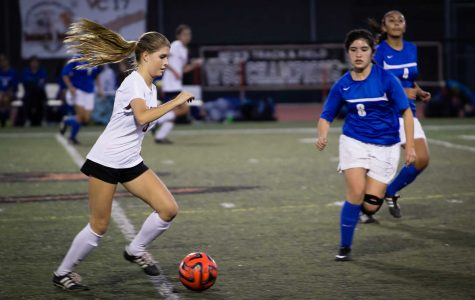 Girls' Soccer First Home Game(16 photos)