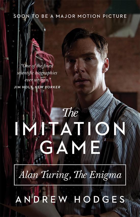 The Imitation Game stars Benedict Cumberbatch as Alan Turing. Credit: LoupeNow.com
