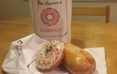 Rolling Pin Donuts doesn't live up to its hype