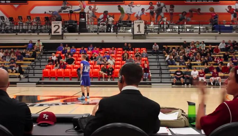 Keaton Dadigan: Sports Announcer Video