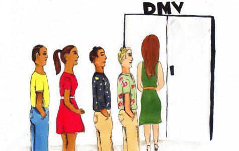 Immigrants are marginalized by teens at the DMV