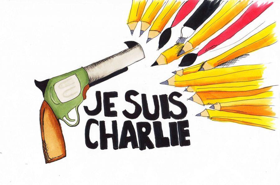 Political Cartoon: An honest look at #JeSuisCharlie