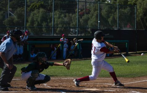 Foothill baseball mercies Ojai Valley School at second home game, 17-5