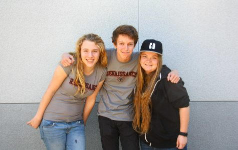 Three speech and debate members qualify for State Tournament