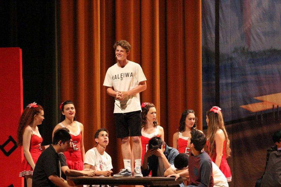 Ventura High School performs High School Musical On Stage