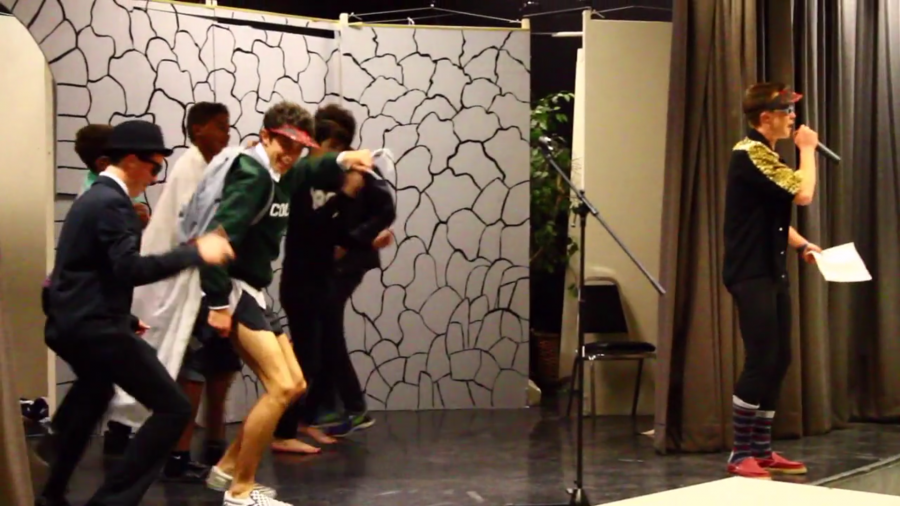 Mr. Foothill 2015 Video
