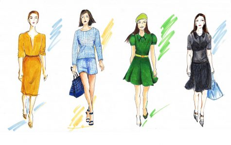 Latest Trends of 2015's New York Fashion Week