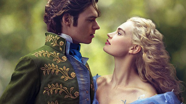 2015 Rendition of the fairy tale classic: Cinderella