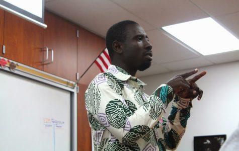 Former child slave James Kofi Annan shares his experiences
