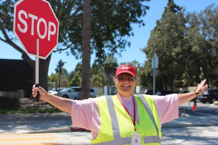 Kathy+McKean%3A+bringing+smiles+to+the+crosswalk