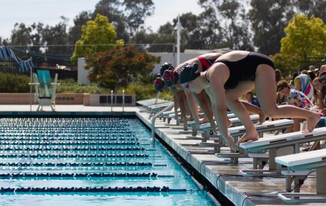 Foothill swim defeats Santa Paula in final home meet (11 photos)