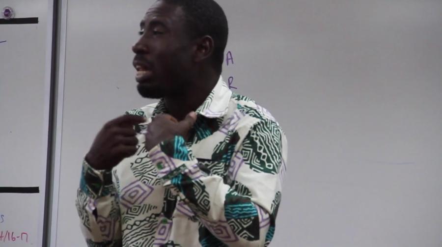James Kofi Annan Video