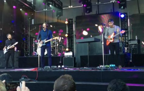 Death Cab for Cutie gives a heartfelt performance on Jimmy Kimmel Live