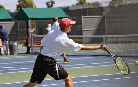 Boys' tennis gets