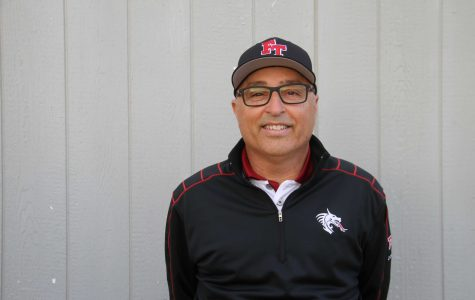 """Hardworking, inspiring,"" Mark Wipf is boys' golf first coach"