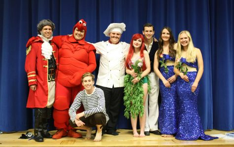 "Buena performs ""The Little Mermaid Jr."""