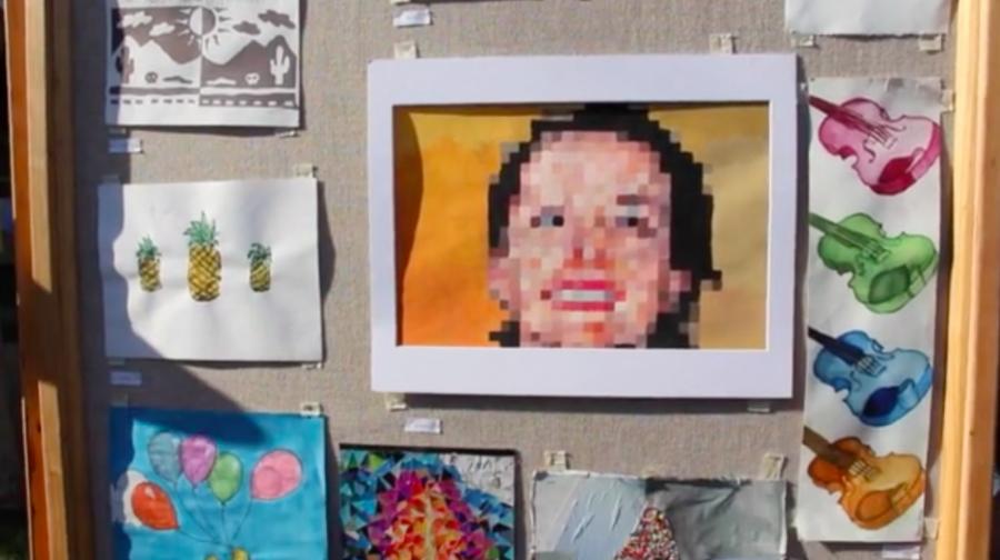 Art Show Video
