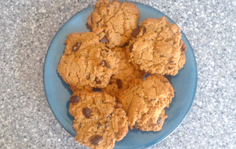 Recipe: Gluten-free peanut butter chocolate cookies (video)