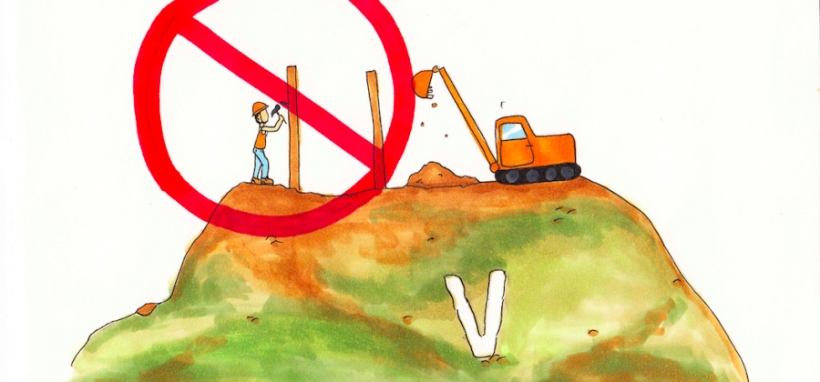 Development of Ventura's hillsides threatens community