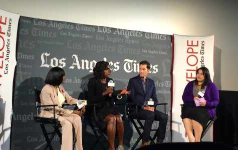 """How to Get Away with Murder"" cast discusses black women in the media during LA Times' Envelope Series"