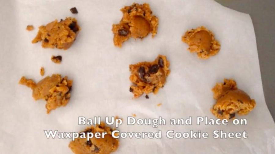 Gluten Free Peanut Butter Chocolate Chip Recipe Video