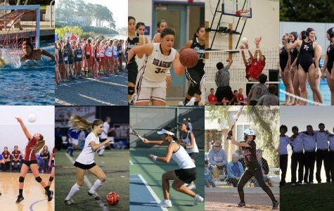 Dragon athletics: Sports Retrospective 2015
