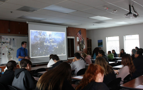 Seniors give parting lessons with Dragon Talks project (video)