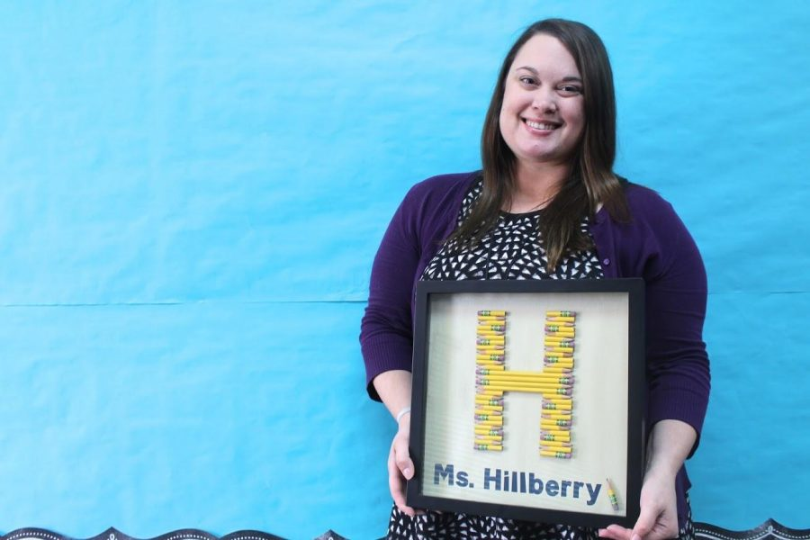 Michelle+Hillberry+is+a+new++math+teacher+on+campus+who+believes+that+all+students+can+succeed.+Credit%3A+Carrie+Coonan%2FThe+Foothill+Dragon+Press