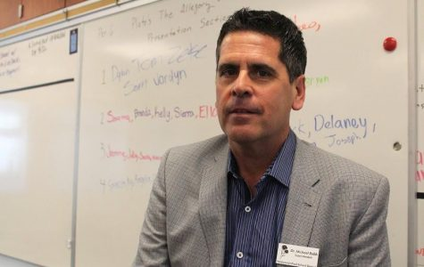 Michael Babb takes on the position of Ventura Unified superintendent