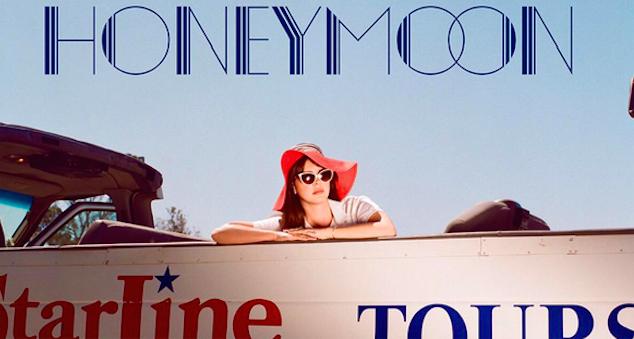 Honeymoon is a hauntingly beautiful release by Lana Del Rey