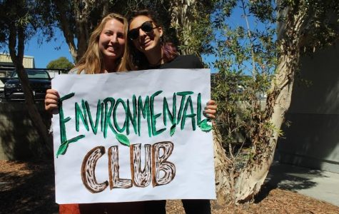 Environmental club new to Foothill's campus