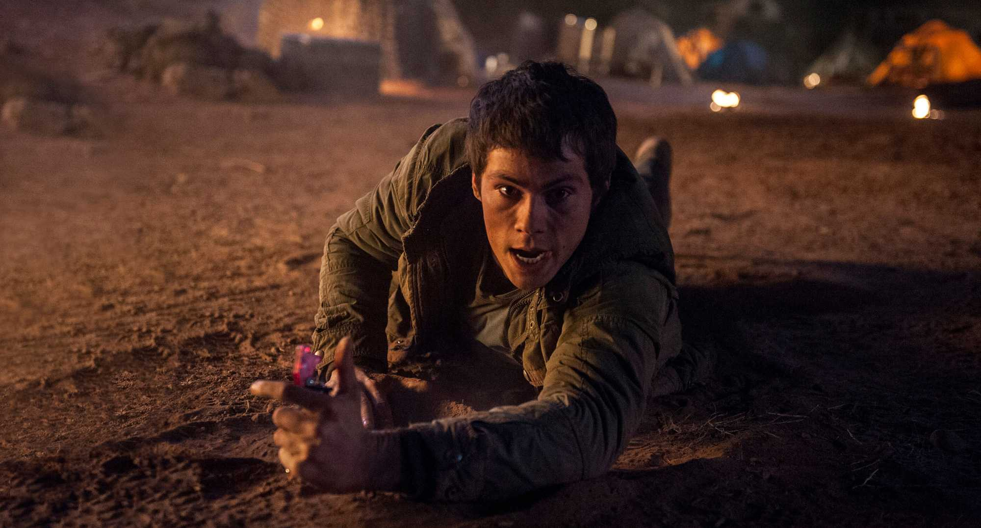 """""""The Scorch Trials"""""""