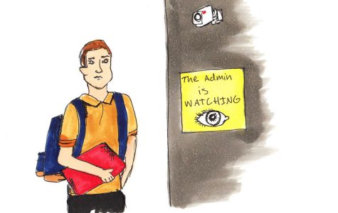 School surveillance systems are destroying student security