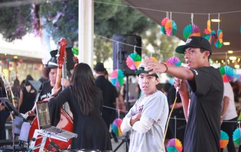 Students celebrate Latin American culture at Buena's Día de los Muertos