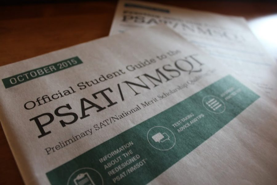 New PSAT, new perspectives