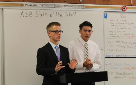"ASB talks Axxess books, Every 15 Minutes and Renaissance during ""State of the School"" Address"