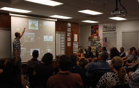 Back to School Night unites Foothill parents and teachers