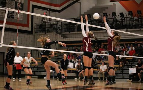 Girls' volleyball triumphs 3-0 over Grand Terrace in first round of CIF