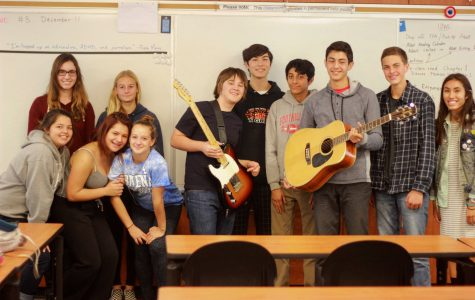 New Music Club fills the void of a band program