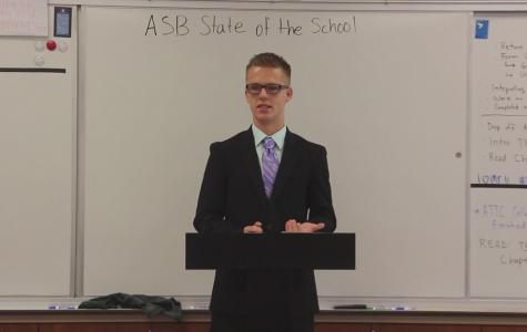 State of the School Address Q1: Cody Clark Video