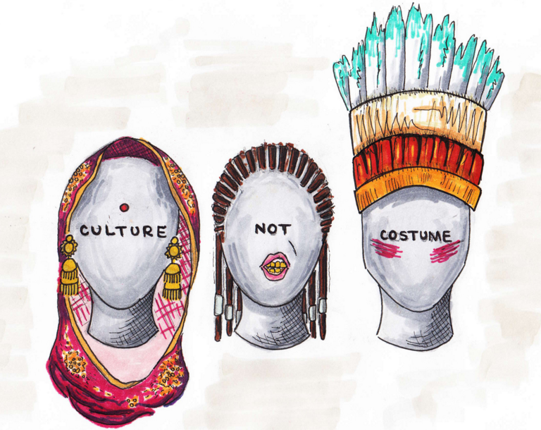 Opinion+writer+Gabby+Sones+writes+that+cultural+appropriation+is+harmful+to+the+minority+groups+that+are+