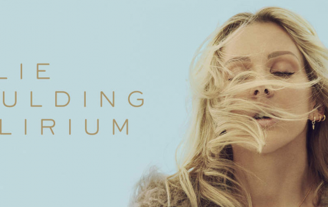 "Ellie Goulding's ""Delirium"" lands her music on a new level"
