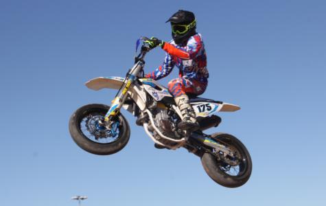 """Adrenaline takes over"" for Supermoto competitor Austin Pecoraro"
