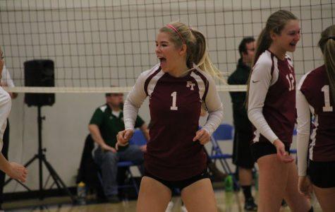 Girls' volleyball conquers Thacher, advances to CIF playoffs