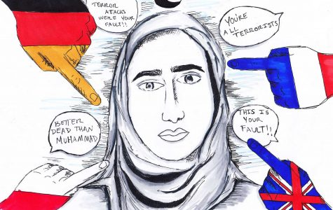 Political Cartoons: Outcome of the Paris terrorist attacks