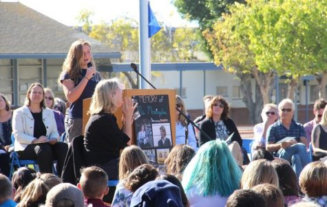 Cabrillo pays a heartwarming tribute to Anne Morningstar